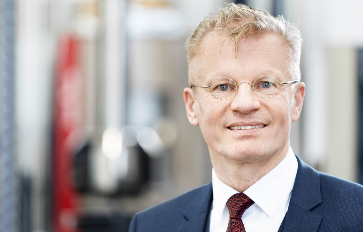 Prof. Dr. Stefan Hiermaier is director of the INATECH at Freiburg university and Head of Fraunhofer Institute for High-Speed Dynamics, Ernst-Mach-Institut (EMI).